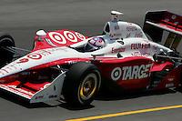 Scott Dixon at the Richmond International Raceway, SunTrust Indy Challenge, June 25, 2005