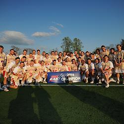 2014 Big East Men's Lacrosse Championship Final - Villanova vs Denver