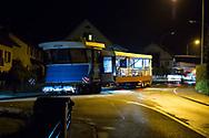 SCHWEIZ - VILLMERGEN - Transport der MS 2018 an den Hallwilersee - 24. Mai 2018 © Raphael Hünerfauth - http://huenerfauth.ch