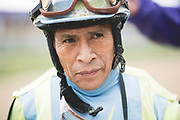 November 1-3, 2018: Breeders' Cup Horse Racing World Championships. Jockey Jesus Castanon