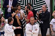 DESCRIZIONE : Sassari Lega A 2014-2015 Banco di Sardegna Sassari Grissinbon Reggio Emilia Finale Playoff Gara 6 <br /> GIOCATORE : Luigi Peruzzu<br /> CATEGORIA : pregame<br /> SQUADRA : Banco di Sardegna Sassari<br /> EVENTO : Campionato Lega A 2014-2015<br /> GARA : Banco di Sardegna Sassari Grissinbon Reggio Emilia Finale Playoff Gara 6 <br /> DATA : 24/06/2015<br /> SPORT : Pallacanestro<br /> AUTORE : Agenzia Ciamillo-Castoria/GiulioCiamillo<br /> GALLERIA : Lega Basket A 2014-2015<br /> FOTONOTIZIA : Sassari Lega A 2014-2015 Banco di Sardegna Sassari Grissinbon Reggio Emilia Finale Playoff Gara 6<br /> PREDEFINITA :