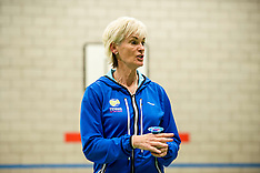 World Tennis Day with Judy Murray | Edinburgh | 6 March 2017