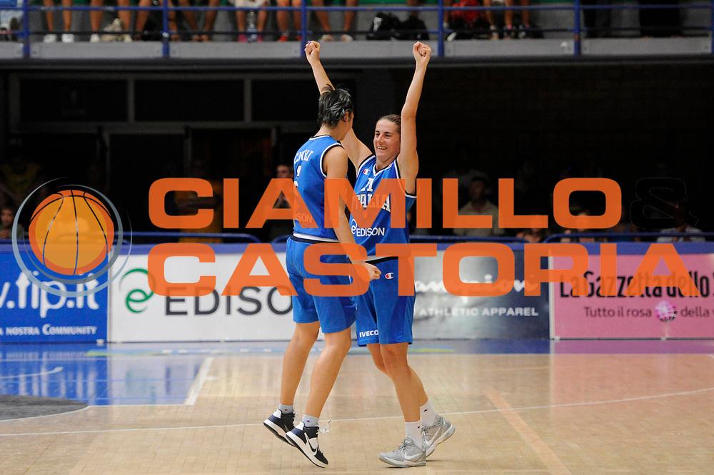 DESCRIZIONE : Latina Qualificazioni Europei Francia 2013 Italia Grecia<br /> GIOCATORE : Raffaella Masciadri<br /> CATEGORIA : esultanza<br /> SQUADRA : Nazionale Italia<br /> EVENTO : Latina Qualificazioni Europei Francia 2013<br /> GARA : Italia Grecia<br /> DATA : 11/07/2012<br /> SPORT : Pallacanestro <br /> AUTORE : Agenzia Ciamillo-Castoria/C.De Massis<br /> Galleria : Fip 2012<br /> Fotonotizia : Latina Qualificazioni Europei Francia 2013 Italia Grecia<br /> Predefinita :