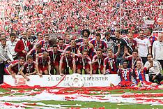 20140510 GER: FC Bayern Munchen - VfB Stuttgart, München