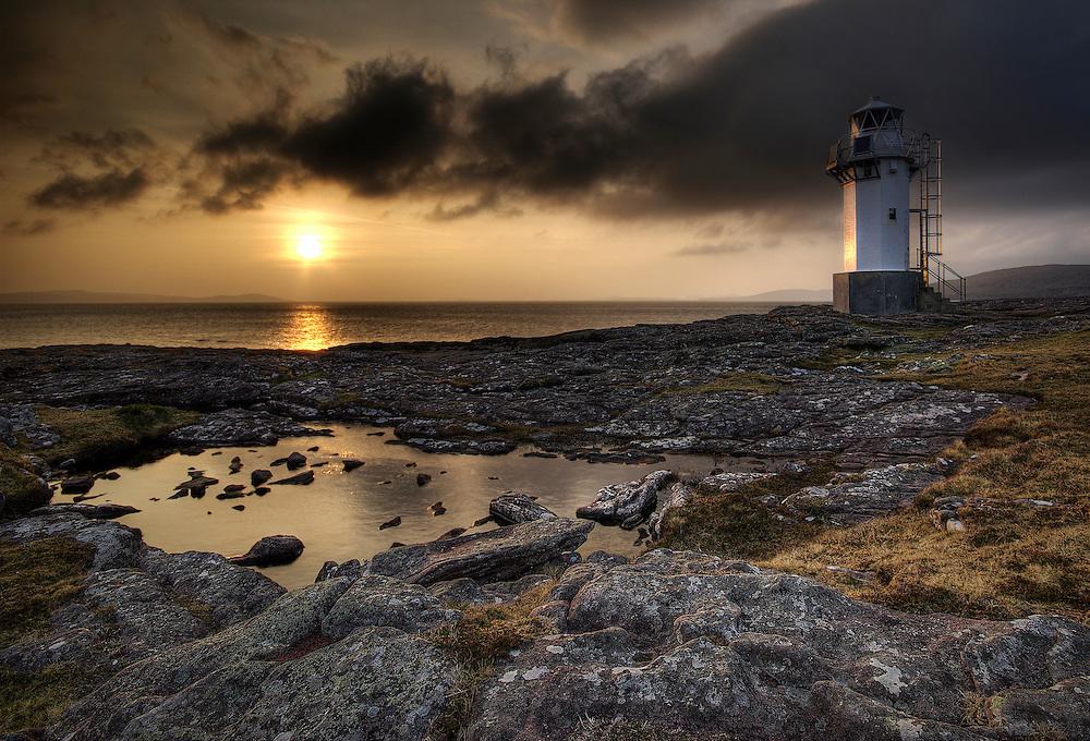 Rubha Cadail Lighthouse