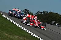 Scott Dixon, Barber Motorsports Park, Birmingham, AL USA 4/27/2014