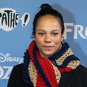 NLD/Amsterdam/20191116 - Filmpremiere Frozen II, Cloe Leenheer