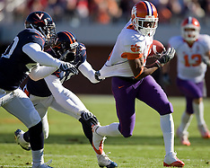 20081122 - Clemson at Virginia (NCAA Football)