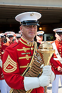 Capitol Hill, Fourth of July, Washington, DC, July 4th, Parade, U.S. Marine Band