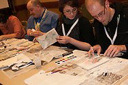 Hands-On Workshops..The National Art Education Association (NAEA) National Convention in New York City 2/27/2012 - 3/1/2012