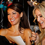NLD/Amsterdam/20100913 - Verjaardagsfeestje Modemeisjes met een missie, Josh Veldhuizen, Tamara Elbaz
