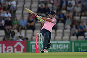 Max Holden of Middlesex batting during the Vitality T20 Blast South Group match between Hampshire County Cricket Club and Middlesex County Cricket Club at the Ageas Bowl, Southampton, United Kingdom on 20 July 2018. Picture by Dave Vokes.