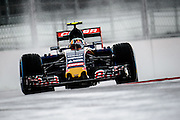October 8, 2015: Russian GP 2015: Carlos Sainz Jr. Scuderia Toro Rosso