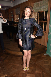 Candice Brown at the 2017 Fortnum & Mason Food & Drink Awards held at Fortnum & Mason, Piccadilly London England. 11 May 2017.<br /> Photo by Dominic O'Neill/SilverHub 0203 174 1069 sales@silverhubmedia.com