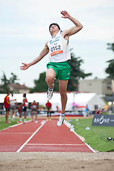 HUM Nicholas, AUS, Long Jump, T20, 2013 IPC Athletics World Championships, Lyon, France