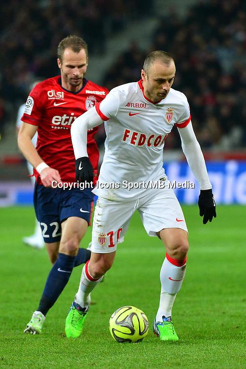 Dimitar BERBATOV  - 24.01.2015 - Lille / Monaco - 22eme journee de Ligue1<br />Photo : Dave Winter / Icon Sport