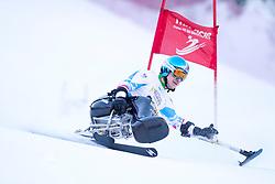 DORN Dietmar, 2015 IPCAS Super G, Sella Nevea, Tarvisio, Italy