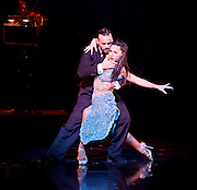 Tango Fire <br /> at The Peacock Theatre, London, Great Britain <br /> press photocall <br /> 30th January 2017 <br /> <br /> German Cornejo's Tango Fire<br /> <br /> <br /> <br /> <br /> ------<br /> <br /> Pata Ancha <br /> <br /> Mariano Balois &amp; Florencia Roldan <br /> <br /> -----------<br /> <br /> <br /> Photograph by Elliott Franks <br /> Image licensed to Elliott Franks Photography Services