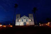 Pirenopolis_GO, Brasil.<br /> <br /> Imagens da cidade historica de Pirenopolis, Goias. Na foto Igreja Matriz Nossa Senhora do Rosario.<br /> <br /> Pirenopolis, historical city in Goias. In this photo, the Nossa Senhora do Rosario mother church.<br /> <br /> Foto: MARCUS DESIMONI / NITRO