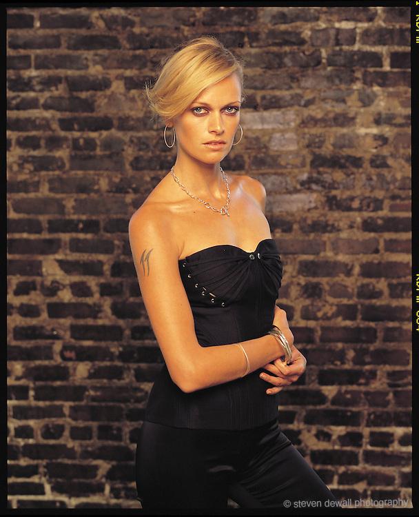 Model Sarah O'Hare