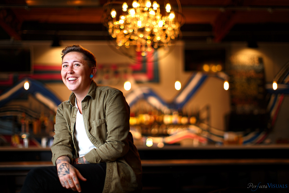 Kristina Fuller, chef and owner of Crafted: The Art of Street Food, and Crafted: The Art of the Taco, Tuesday, October 20, 2015, in Greensboro, N.C.<br /> <br /> JERRY WOLFORD and SCOTT MUTHERSBAUGH / Perfecta Visuals<br /> <br /> Calder Preyer: &ldquo;I thought to myself &ndash; I love drinking beer; I should make it.&rdquo;<br /> <br /> Bio:&nbsp;Calder spent the last 10 years brewing beer at home and going to Chicago&rsquo;s Siebel Institute for brewing beer.<br /> &nbsp;<br /> Today, he is the brewmaster of Preyer Brewing, a local brewery he owns with his brothers, wife and parents. &ldquo;It&rsquo;s part art, it&rsquo;s part science,&rdquo; says Calder. Brewing beer is finding the perfect balance between chemistry, biology, recipe formulation and technique.<br /> &nbsp;