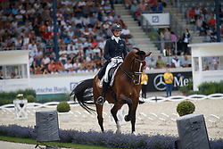 Verwimp Jorinde, BEL, Tiamo<br /> CHIO Aachen 2017<br /> © Hippo Foto - Sharon Vandeput<br /> 20/07/2017
