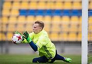 SWIDNIK, POLEN 2017-06-17<br /> Pontus Dahlberg under Sveriges U21 landslags tr&auml;ning p&aring; Stadion Miejski den 17 juni, 2017.<br /> Foto: Nils Petter Nilsson/Ombrello<br /> Fri anv&auml;ndning f&ouml;r kunder som k&ouml;pt U21-paketet.<br /> Annars Betalbild.<br /> ***BETALBILD***