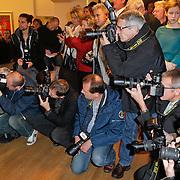 """NLD/Amsterdam/20111109- Boekpresentatie Ard Schenk """" Je tweede Jeugd begint nu"""","""