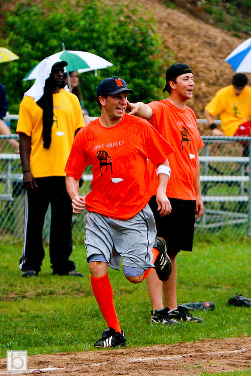 July 13, 2008: Images from the 2008 Stu Ball Powder Puff and All Star Games at the Fish and Game club in Lake Placid, N.Y.  Photo/Todd Bissonette
