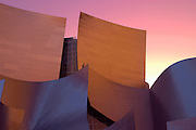 Image of the Walt Disney Concert Hall in Los Angeles, California