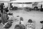 Chilling, The Mother Festival, Somerset, 1995