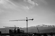 Cranes of COS