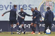 Porto Training - 14 February 2018