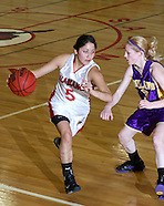 Basketball 2010 Salamanca Varsity Girls vs Holland Tip Off Tournament