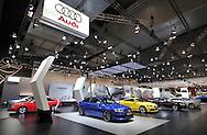 Audi Stand.Media Preview .Melbourne International Motorshow.Melbourne Exhibition Centre.Clarendon St, Southbank, Melbourne .Friday 27th of February 2009.(C) Joel Strickland Photographics.