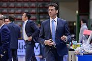 DESCRIZIONE : Campionato 2015/16 Serie A Beko Dinamo Banco di Sardegna Sassari - Consultinvest VL Pesaro<br /> GIOCATORE : Gabriele Bettini<br /> CATEGORIA : Arbitro Referee Before Pregame<br /> SQUADRA : AIAP<br /> EVENTO : LegaBasket Serie A Beko 2015/2016<br /> GARA : Dinamo Banco di Sardegna Sassari - Consultinvest VL Pesaro<br /> DATA : 23/11/2015<br /> SPORT : Pallacanestro <br /> AUTORE : Agenzia Ciamillo-Castoria/L.Canu