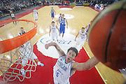 DESCRIZIONE : Roma Amichevole preparazione Eurobasket 2007 Italia Grecia <br /> GIOCATORE : Angelo Gigli <br /> SQUADRA : Nazionale Italia Uomini<br /> EVENTO : Amichevole preparazione Eurobasket 2007 Italia Grecia <br /> GARA : Italia Grecia <br /> DATA : 30/08/2007 <br /> CATEGORIA : Special <br /> SPORT : Pallacanestro <br /> AUTORE : Agenzia Ciamillo-Castoria/S.Silvestri