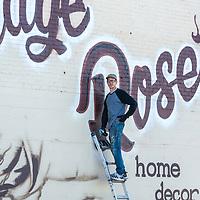 Sector Seventeen - Eastern Oregon Mural Festival