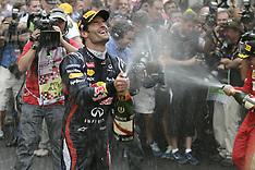 Monaco Grand Prix, 27-5-12