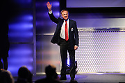February 8, 2013: NASCAR Hall of Fame induction ceremony. Rusty Wallace