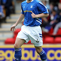 St Johnstone Season 2005-06<br />Kevin Rutkiewicz<br /><br />Picture by Graeme Hart.<br />Copyright Perthshire Picture Agency<br />Tel: 01738 623350  Mobile: 07990 594431