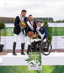 - Individual Test Grade Ib Para Dressage - Alltech FEI World Equestrian Games™ 2014 - Normandy, France.<br /> © Hippo Foto Team - Jon Stroud <br /> 25/06/14