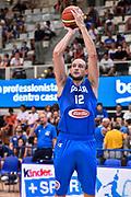 DESCRIZIONE : Trento Nazionale Italia Maschile Trentino Basket Cup Italia Paesi Bassi Italy Netherlands <br /> GIOCATORE : Marco Cusin<br /> CATEGORIA : Tiro Before Pregame<br /> SQUADRA : Italia Italy<br /> EVENTO : Trentino Basket Cup<br /> GARA : Italia Paesi Bassi Italy Netherlands<br /> DATA : 30/07/2015<br /> SPORT : Pallacanestro<br /> AUTORE : Agenzia Ciamillo-Castoria/GiulioCiamillo<br /> Galleria : FIP Nazionali 2015<br /> Fotonotizia : Trento Nazionale Italia Uomini Trentino Basket Cup Italia Paesi Bassi Italy Netherlands