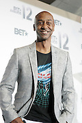 June 30, 2012-Los Angeles, CA : Stephen Hill, President of Original Programming, BET Network attends the 2012 BET Awards- Media Room held at the Shrine Auditorium on July 1, 2012 in Los Angeles. The BET Awards were established in 2001 by the Black Entertainment Television network to celebrate African Americans and other minorities in music, acting, sports, and other fields of entertainment over the past year. The awards are presented annually, and they are broadcast live on BET. (Photo by Terrence Jennings)
