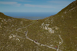 Riders on Haarkappers climb near Teslersdal during stage 1 of the 2017 Absa Cape Epic Mountain Bike stage race held from Hermanus High School in Hermanus, South Africa on the 20th March 2017<br /> <br /> Photo by Greg Beadle/Cape Epic/SPORTZPICS<br /> <br /> PLEASE ENSURE THE APPROPRIATE CREDIT IS GIVEN TO THE PHOTOGRAPHER AND SPORTZPICS ALONG WITH THE ABSA CAPE EPIC<br /> <br /> ace2016