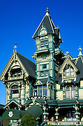 The Carson Mansion, Eureka, California.