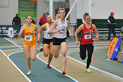 The Big South Conference hosted their 2015 Indoor Track and Field Championship at JDL Fast Track in Winston Salem, North Carolina.  Credit: Todd Drexler/BigSouthPhotos.com