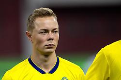 January 11, 2019 - Doha, QATAR - 190111 Sweden's AdamAndersson during the international friendly football match between Sweden and Iceland on January 11, 2019 in Doha..Photo: Niklas Larsson / BILDBYRÃ…N / kod NL / 44174 (Credit Image: © Niklas Larsson/Bildbyran via ZUMA Press)