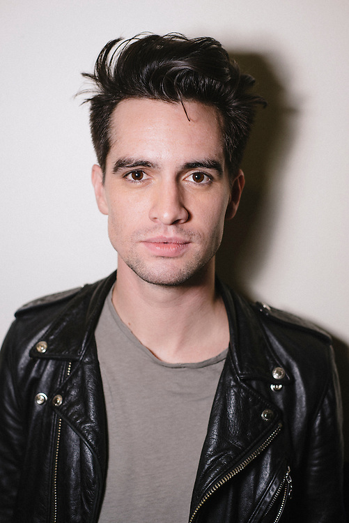 Brendon Urie of Panic! At The Disco, January 2016.