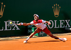 April 19, 2018 - Monaco - Tennis - Monaco - Novak Djokovic Serbie (Credit Image: © Panoramic via ZUMA Press)